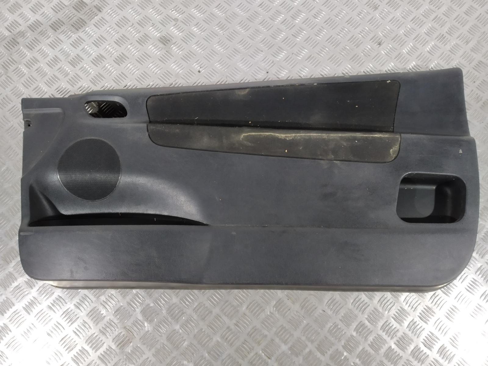 Обшивка двери передней правой (дверная карта) Peugeot 207 1.4 I 2007 (б/у)
