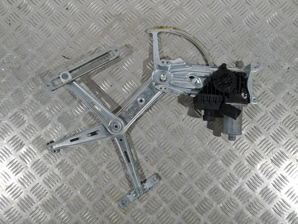 Стеклоподъемник электрический передний левый Opel Zafira A 2.0 DTI 2004 (б/у)