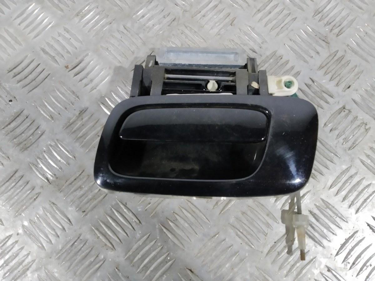Ручка наружная передняя левая Opel Zafira A 2.0 DTI 2004 (б/у)