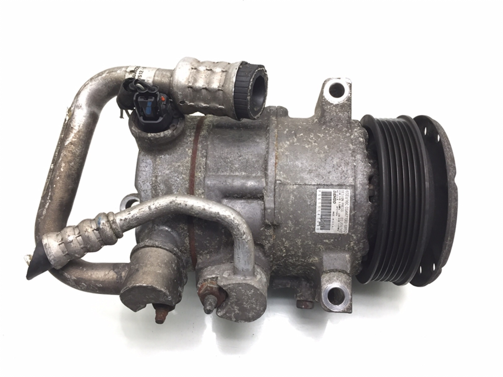 Компрессор кондиционера Chrysler Sebring 2.4 I 2007 (б/у)