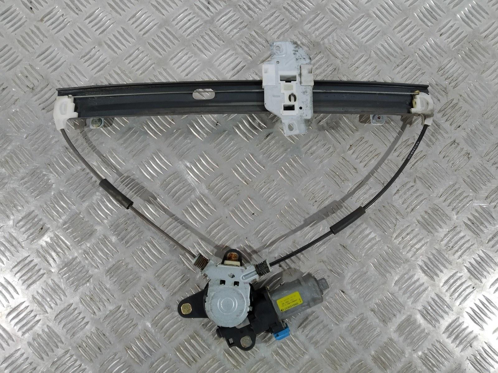 Моторчик стеклоподъемника передний левый Chevrolet Matiz 1.0 I 2006 (б/у)