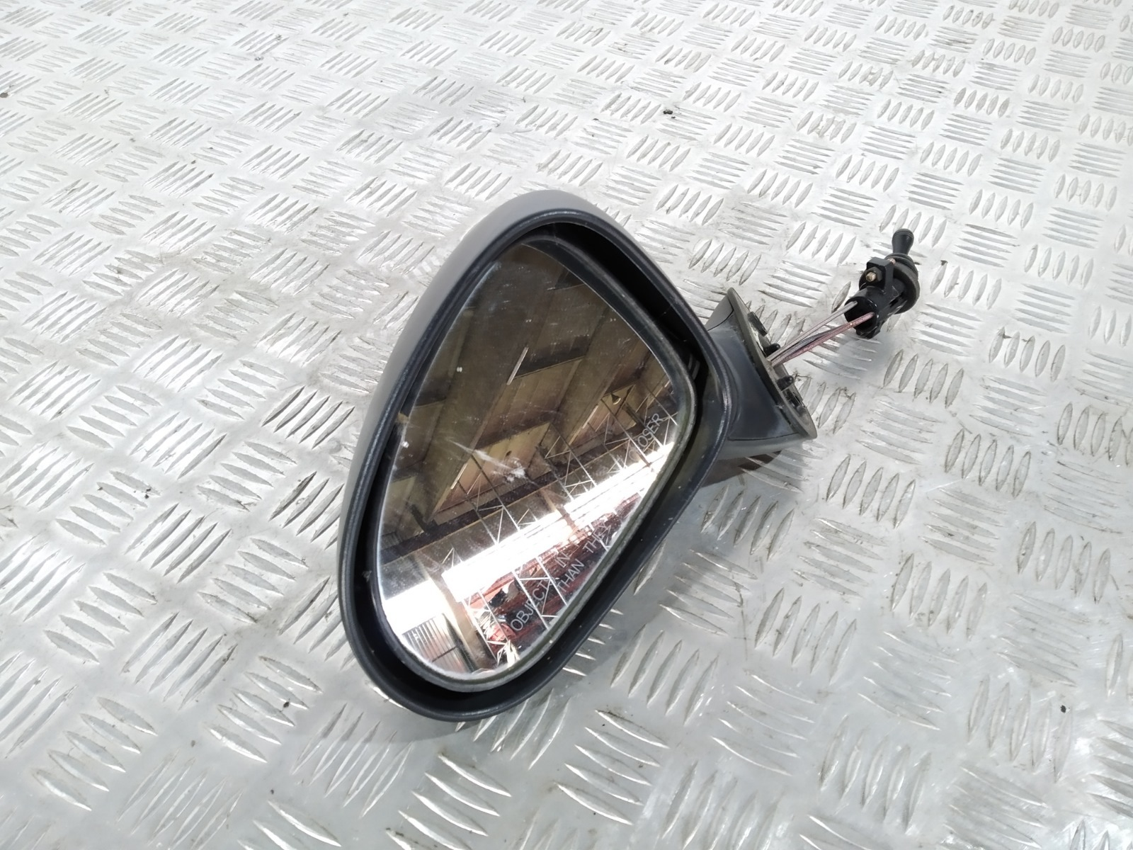 Зеркало наружное левое Chevrolet Matiz 1.0 I 2006 (б/у)