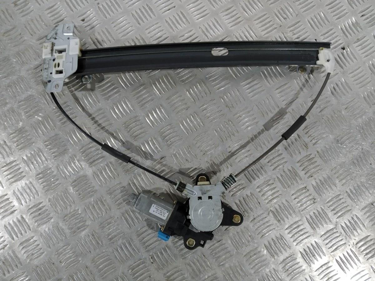 Моторчик стеклоподъемника передний правый Chevrolet Matiz 1.0 I 2006 (б/у)