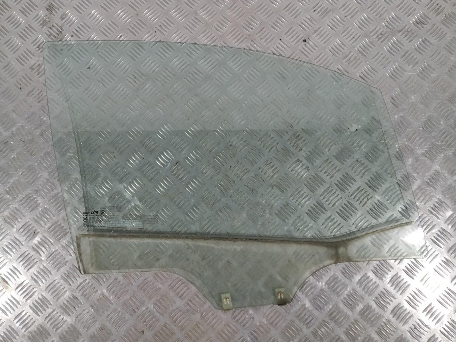 Стекло двери передней правой Chevrolet Matiz 1.0 I 2006 (б/у)