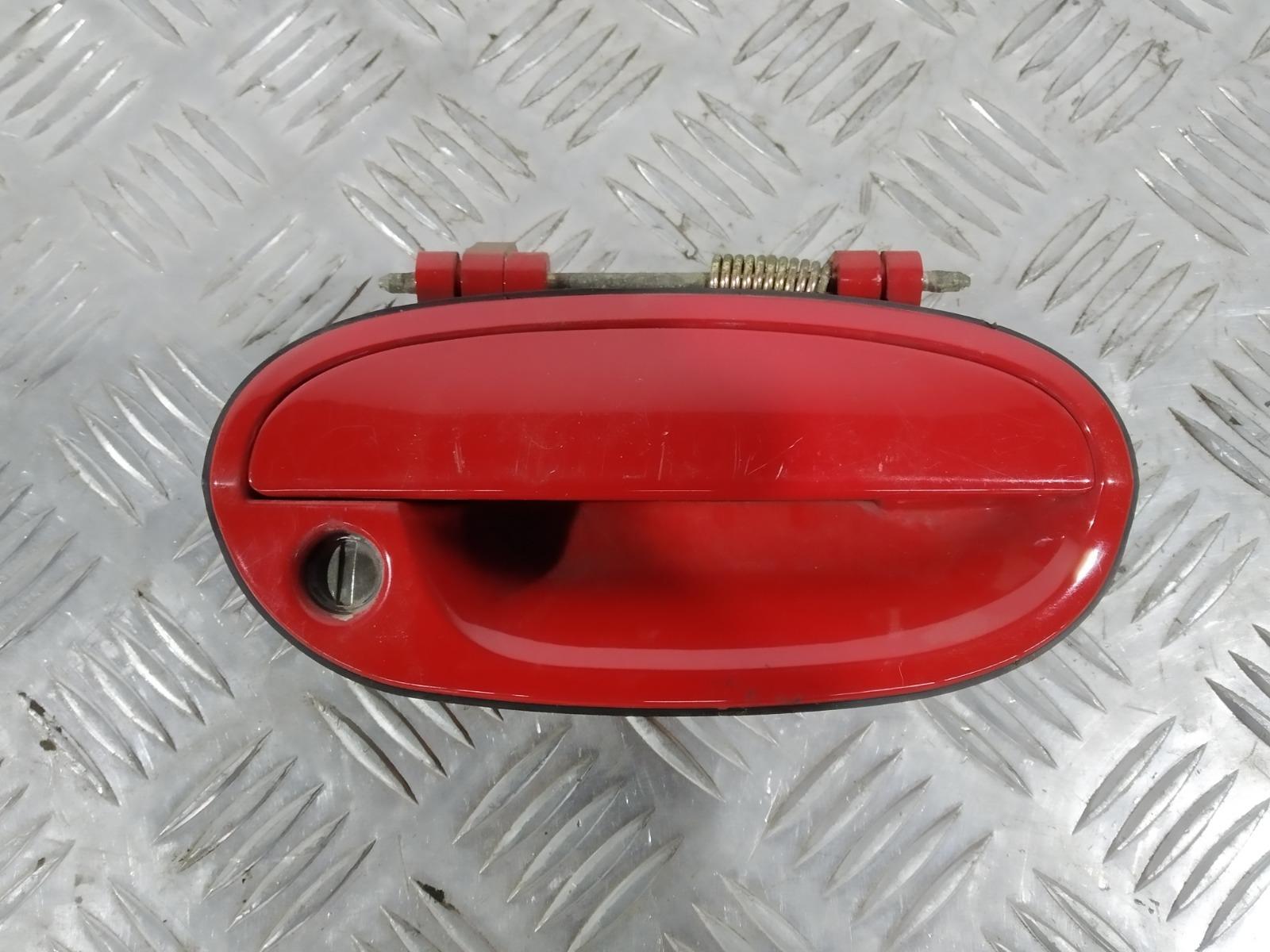 Ручка наружная передняя правая Chevrolet Matiz 1.0 I 2006 (б/у)