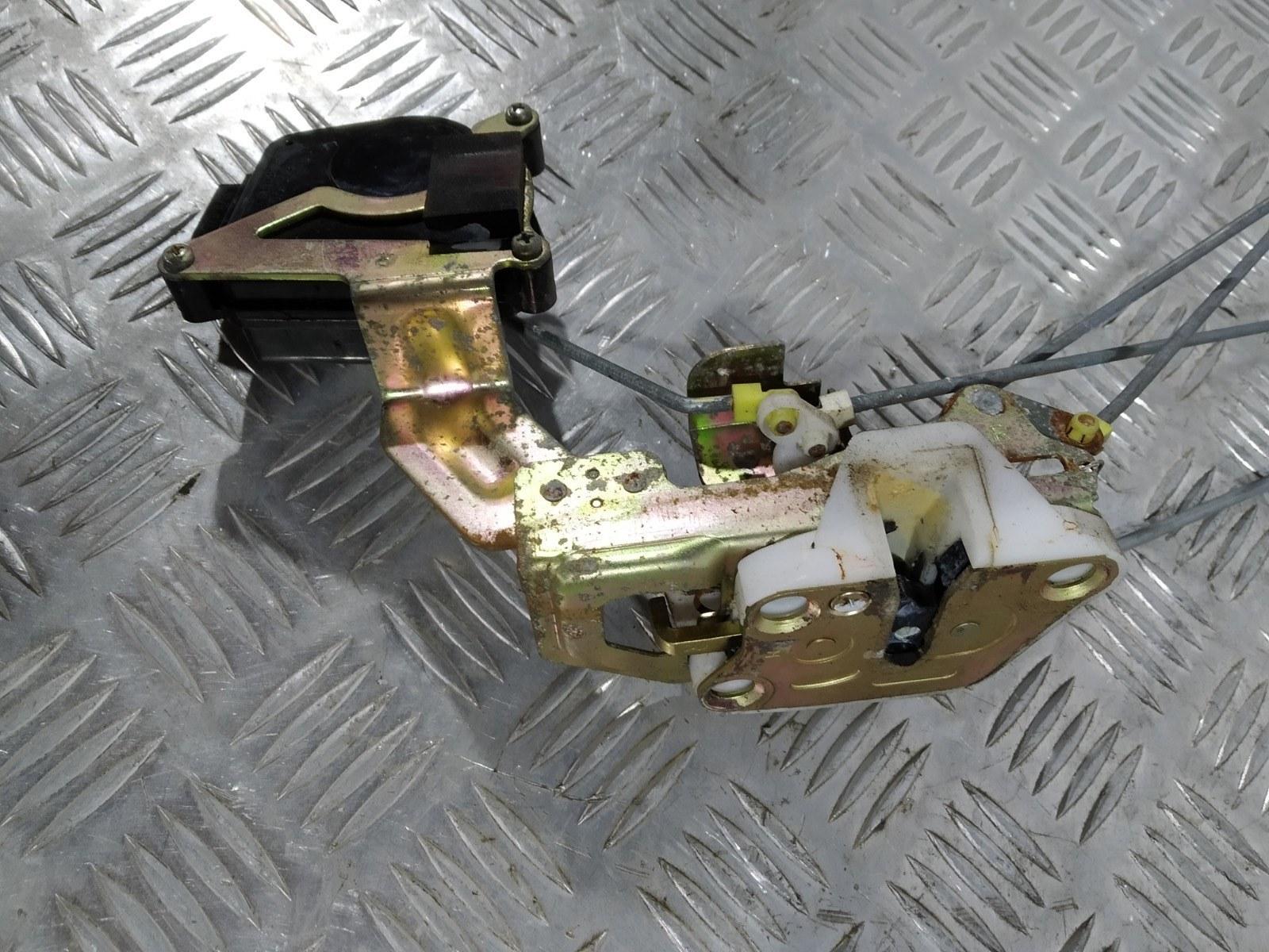 Замок двери передней правой Chevrolet Matiz 1.0 I 2006 (б/у)