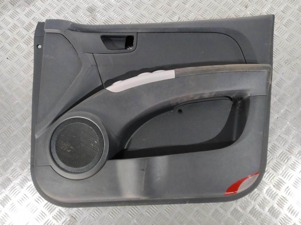 Обшивка двери передней правой (дверная карта) Kia Sportage 2.0 I 2007 (б/у)