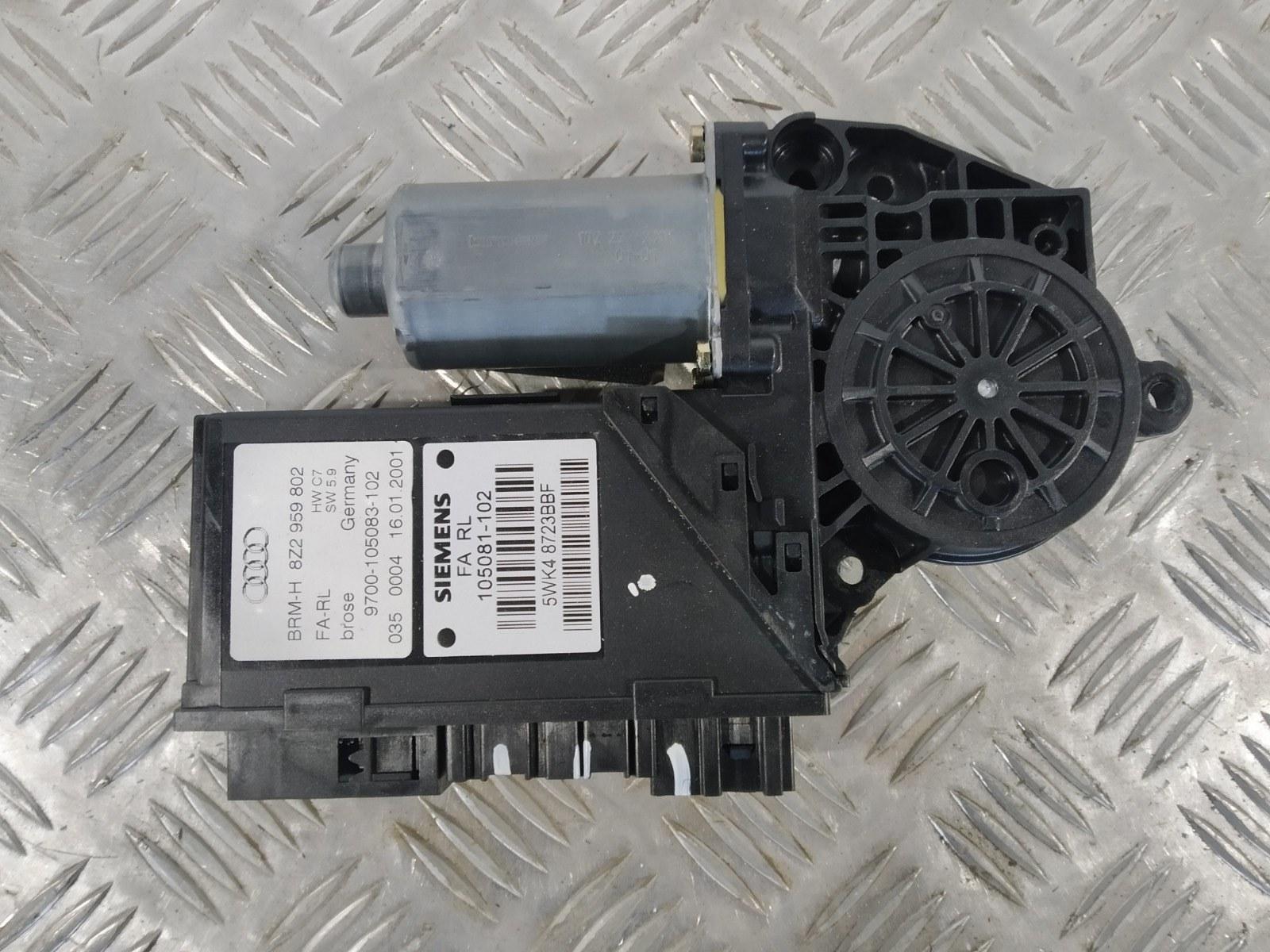 Моторчик стеклоподъемника передний правый Audi A2 8Z 1.4 I 2000 (б/у)