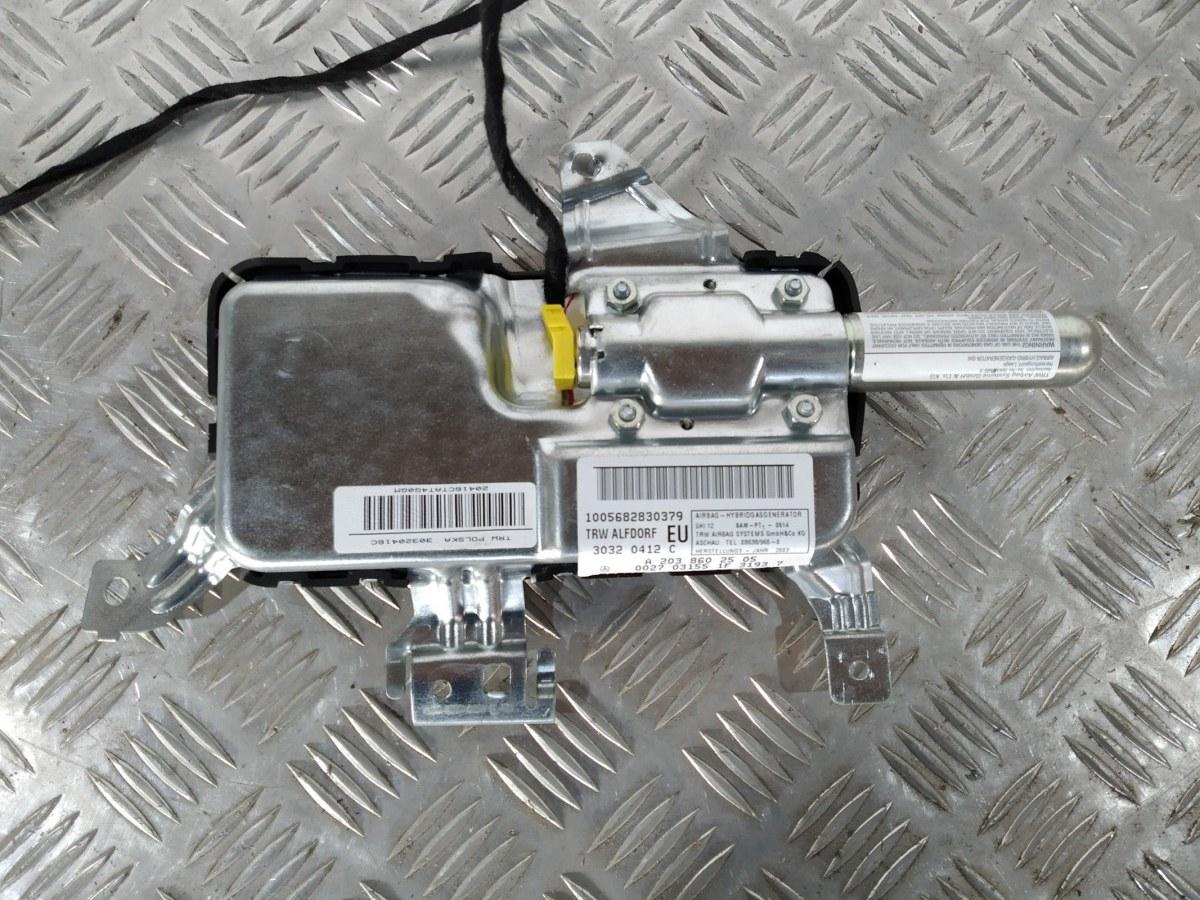 Подушка безопасности боковая (в дверь) Mercedes C W203 2.2 CDI 2004 (б/у)