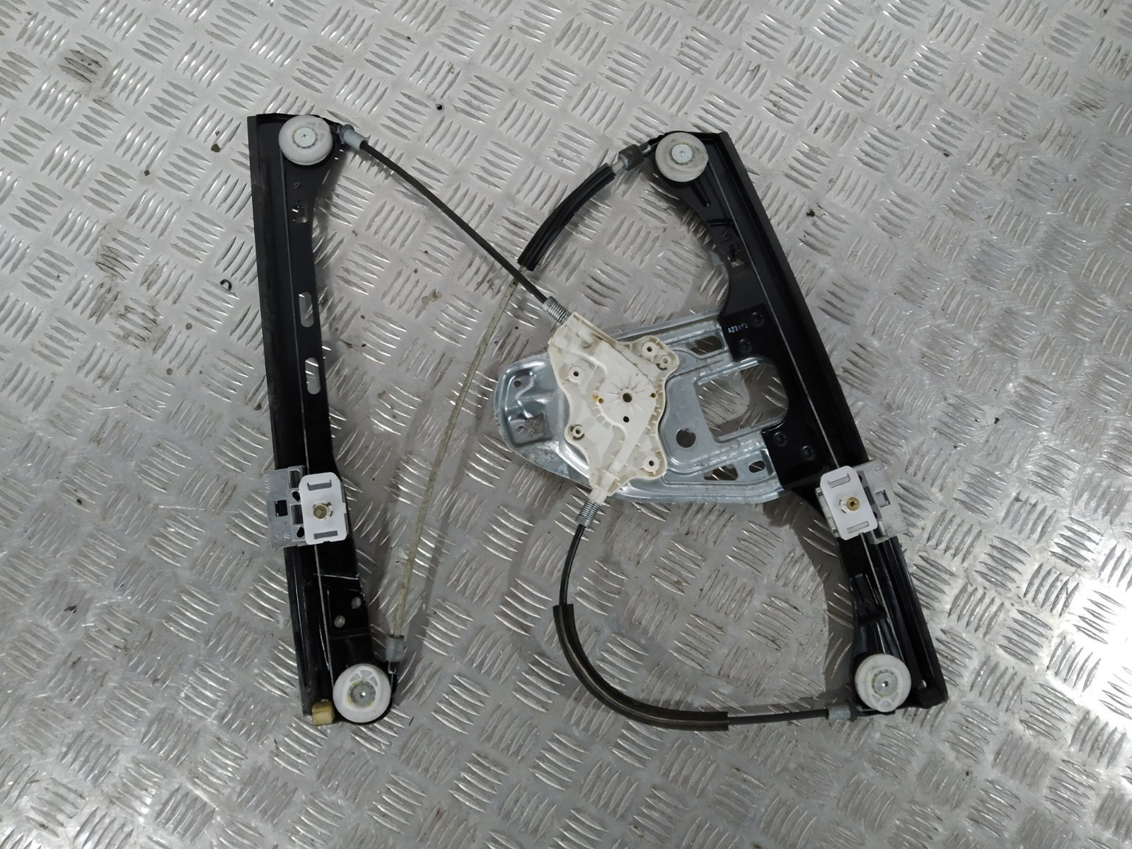 Стеклоподъемник электрический передний правый Mercedes C W203 2.2 CDI 2004 (б/у)