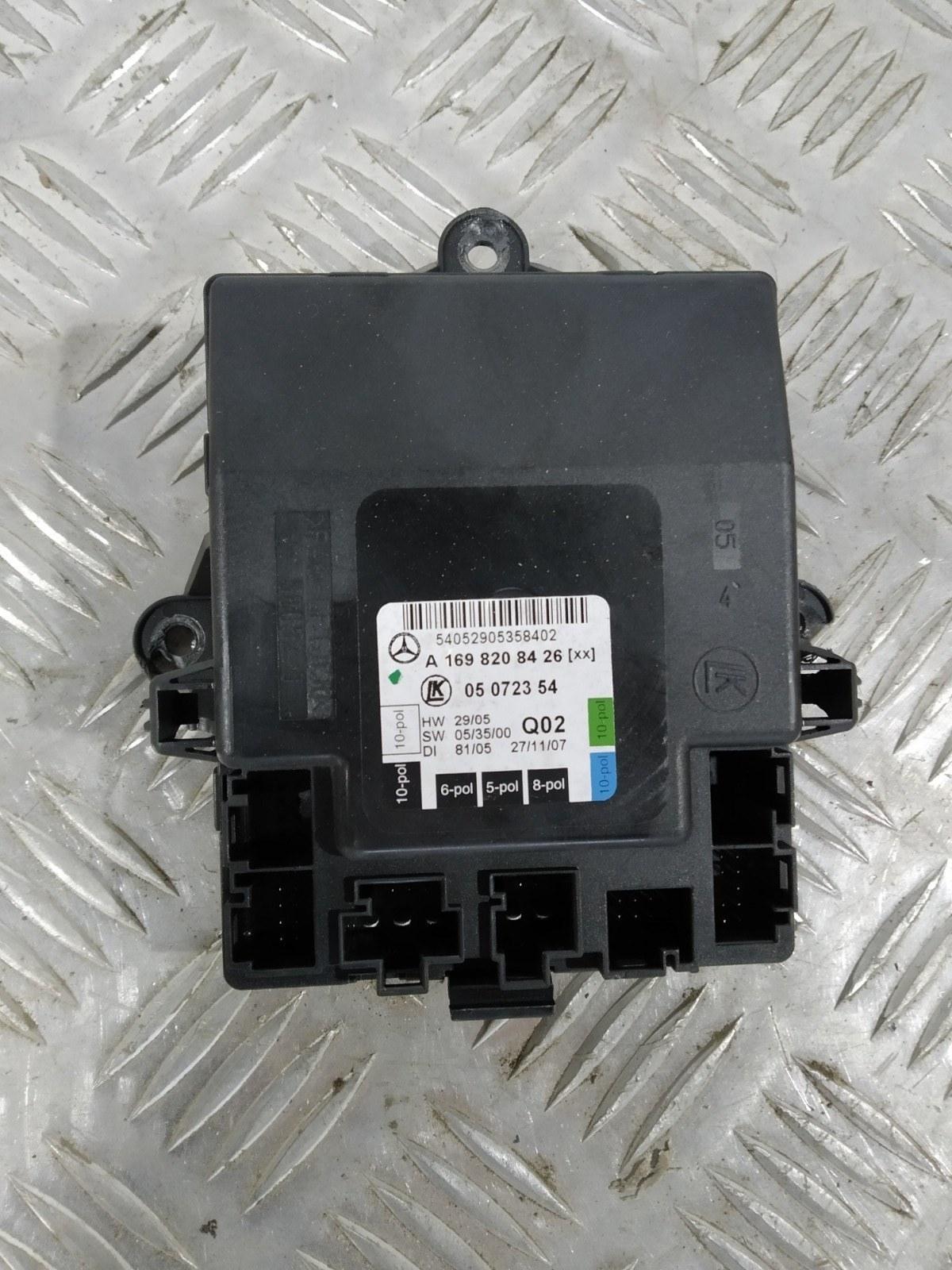 Блок управления двери Mercedes B W245 2.0 CDI 2008 (б/у)