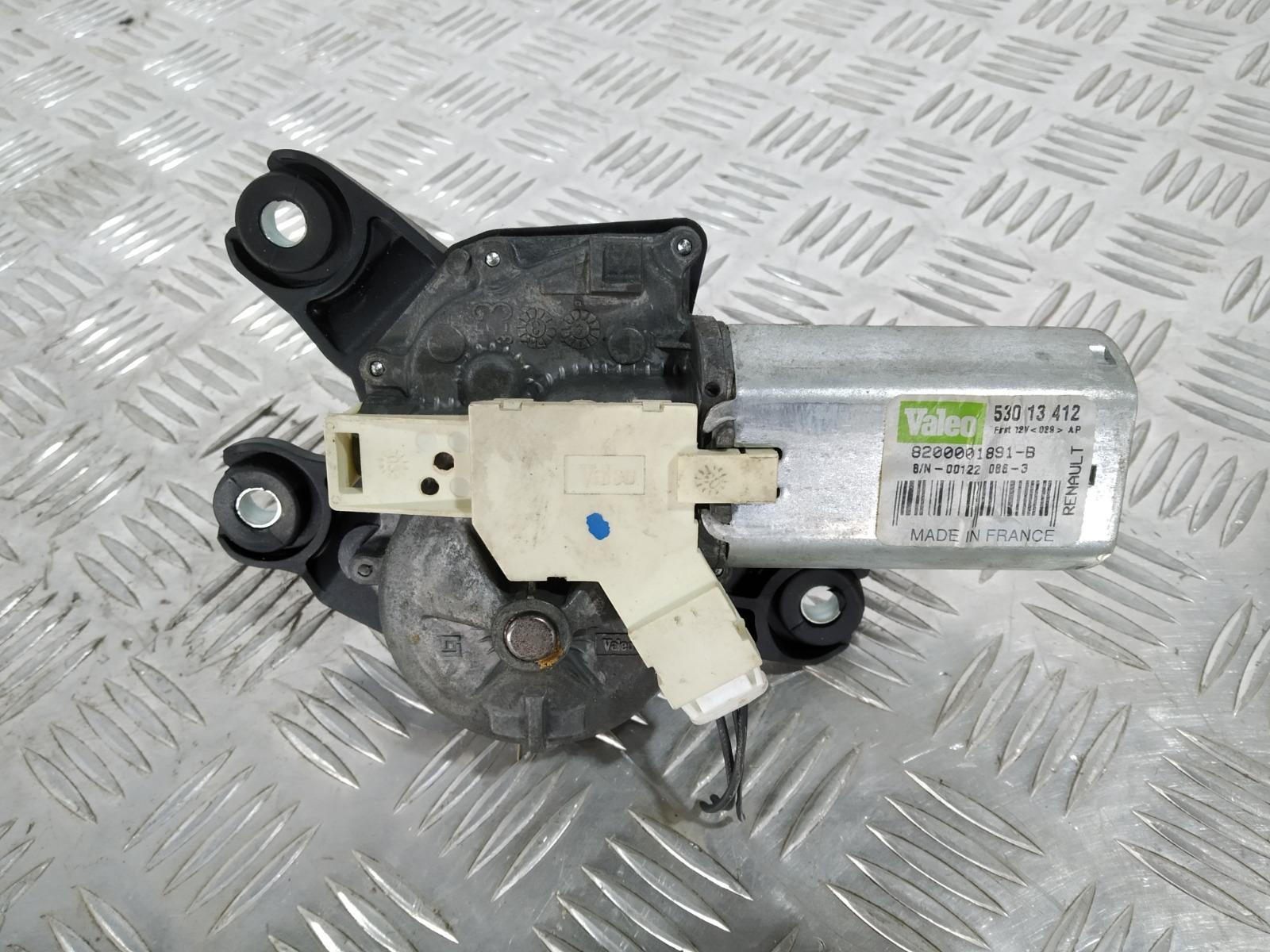 Моторчик заднего стеклоочистителя (дворника) Renault Laguna 1.9 DCI 2003 (б/у)