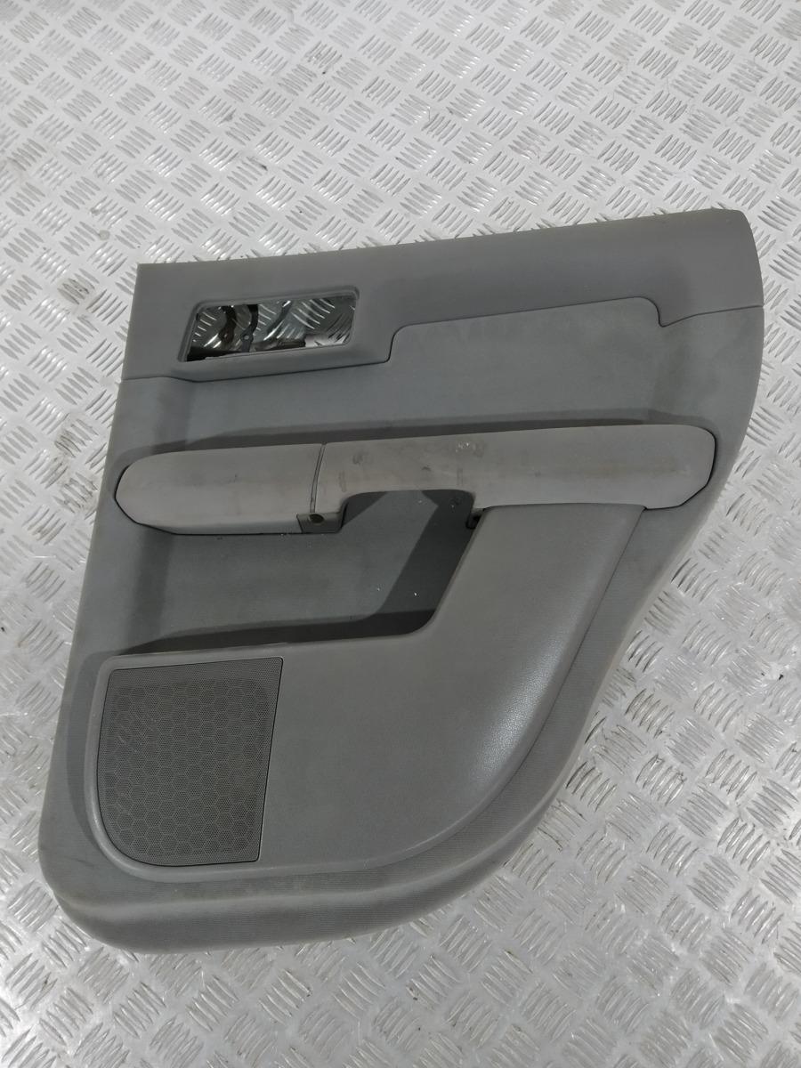 Обшивка двери задней правой (дверная карта) Audi A2 8Z 1.4 I 2000 (б/у)