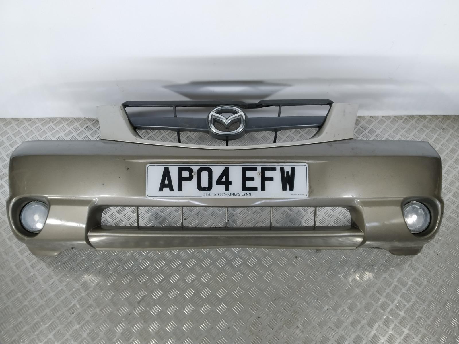 Бампер передний Mazda Tribute 3.0 I 2004 (б/у)