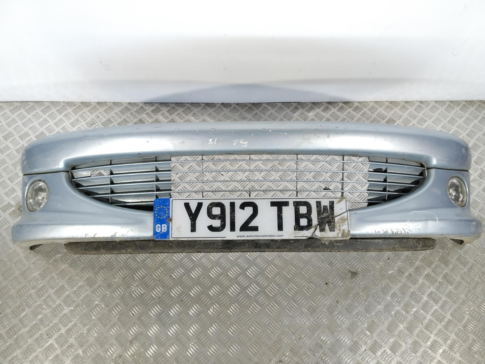 Бампер передний Peugeot 206 2.0 I 2001 (б/у)