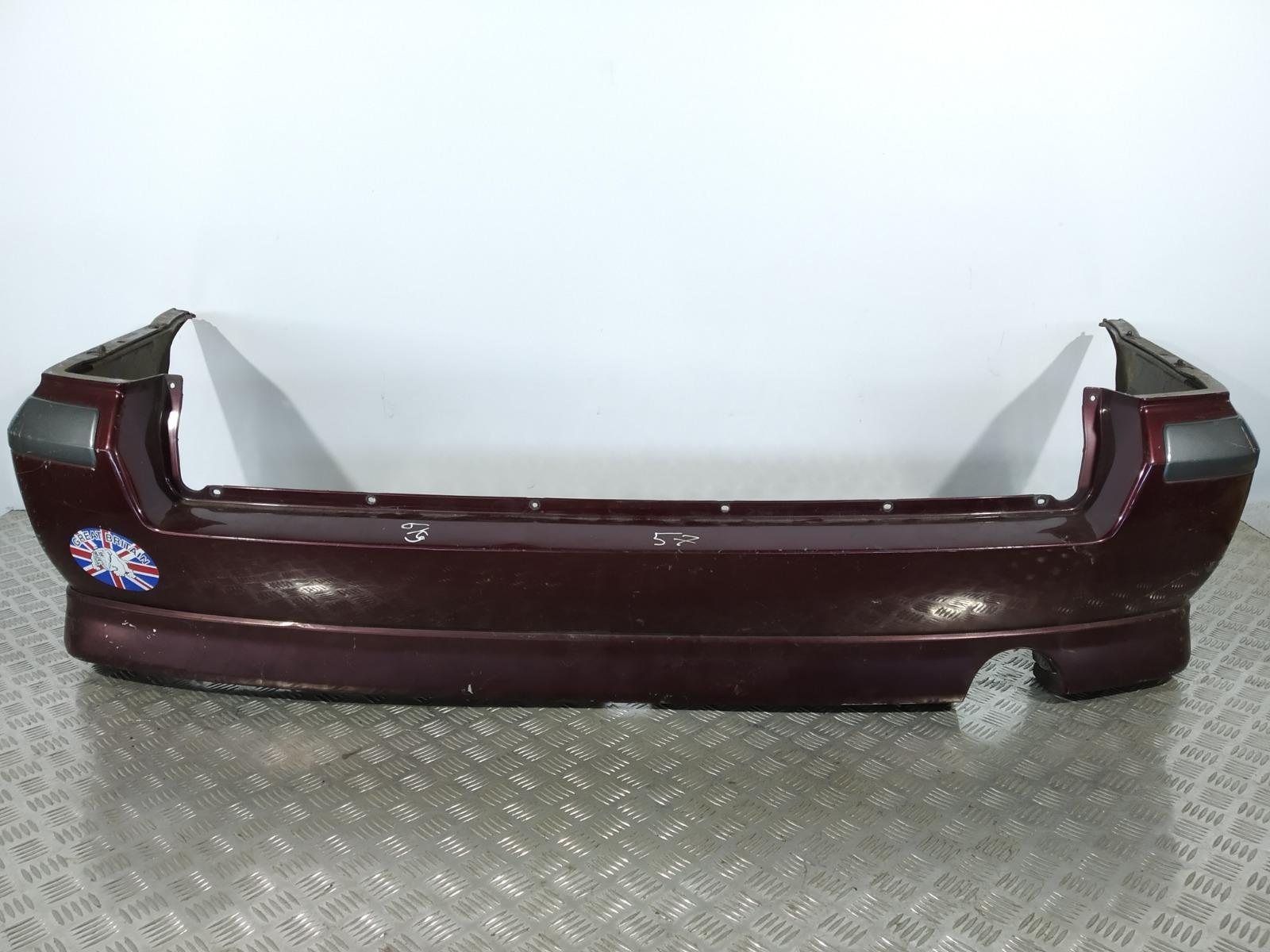 Бампер задний Mitsubishi Space Wagon 3 2.4 I 2001 (б/у)