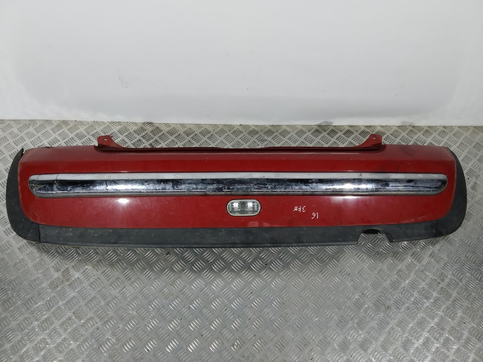Бампер задний Mini Cooper R50 1.6 I 2004 (б/у)
