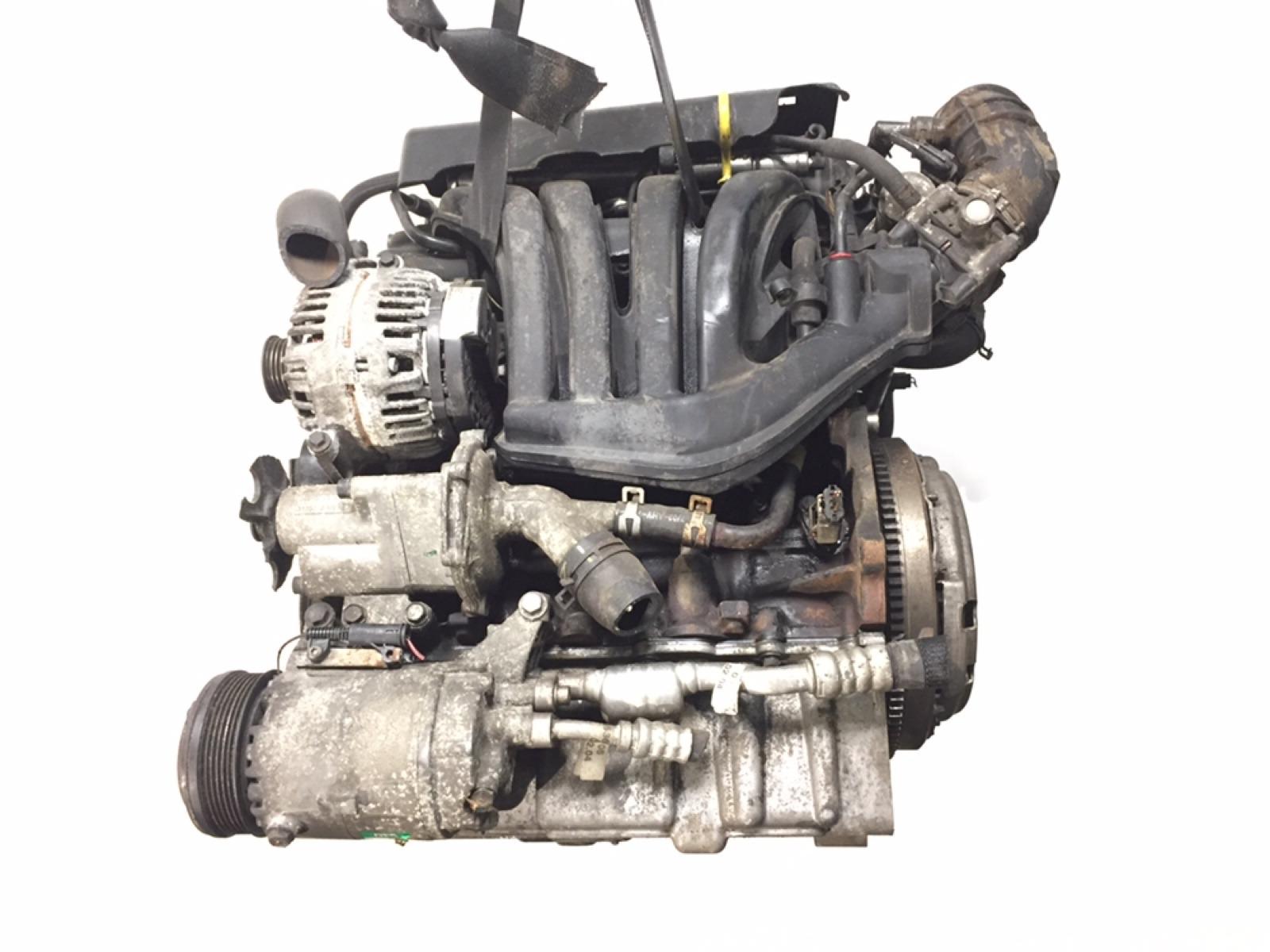 Двигатель бензиновый Mini Cooper R50 1.6 I 2004 (б/у)