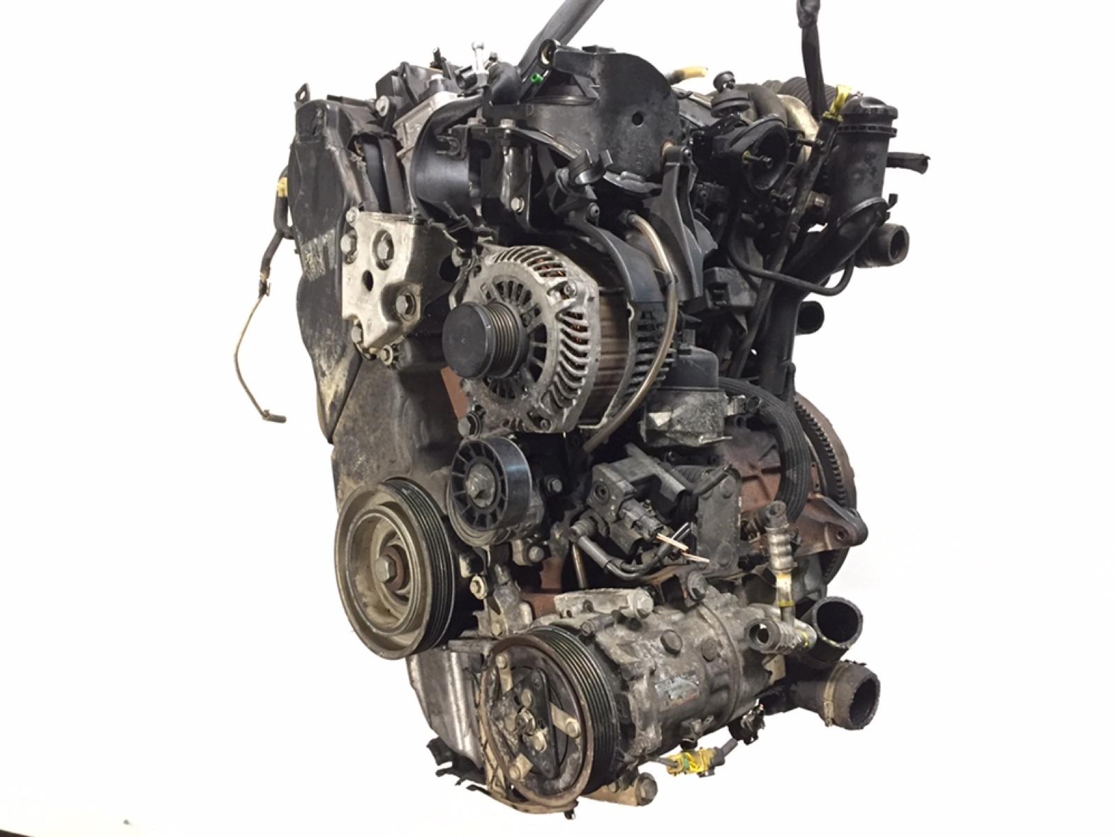 Двигатель дизельный Citroen C4 Picasso 2.0 HDI 2008 (б/у)