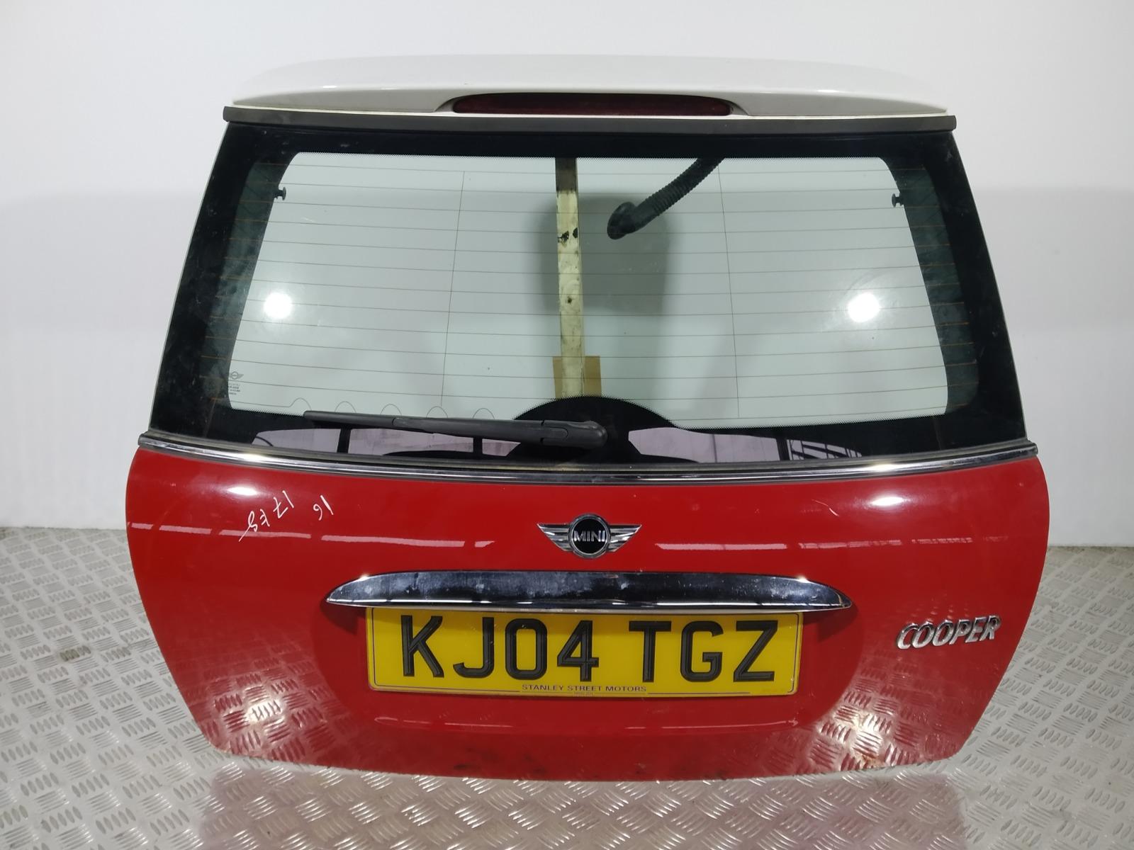 Крышка багажника (дверь 3-5) Mini Cooper R50 1.6 I 2004 (б/у)