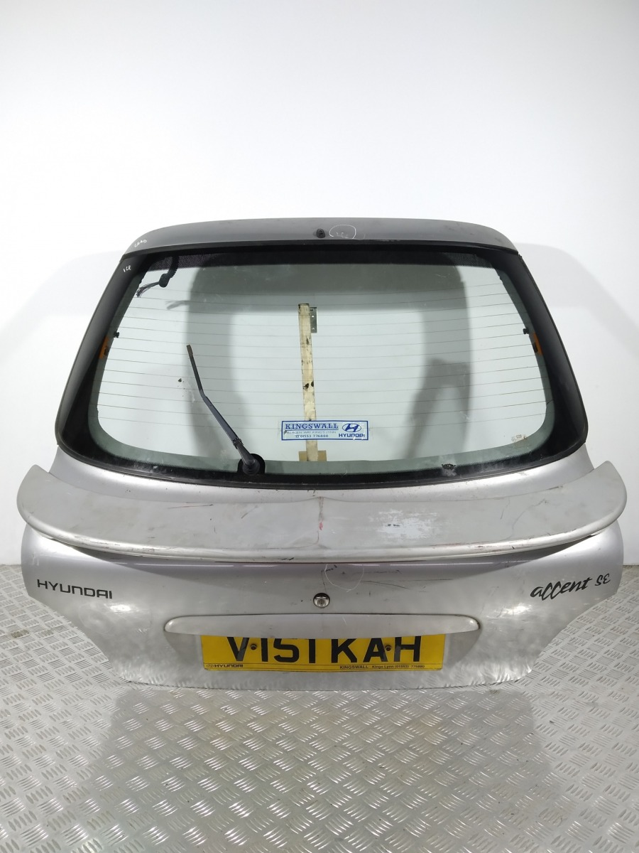 Крышка багажника Hyundai Accent X3 1.5 I 1999 (б/у)