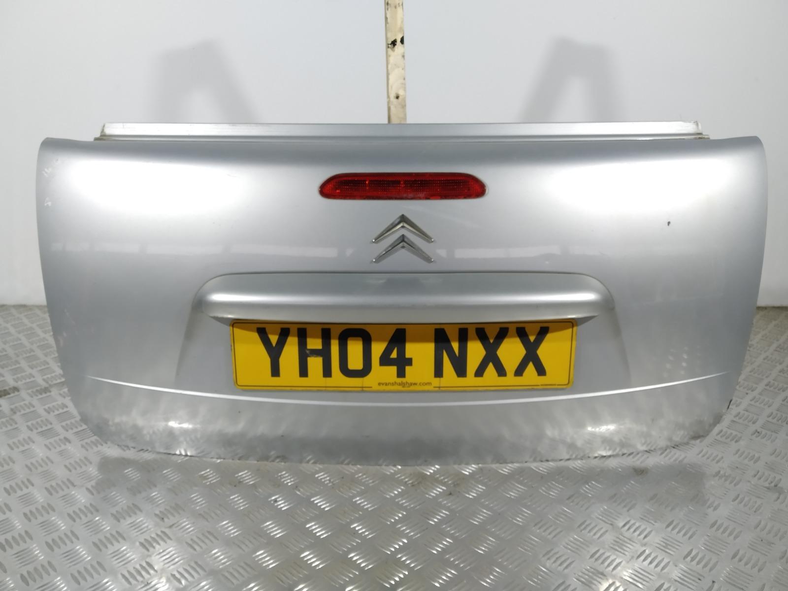 Крышка багажника (дверь 3-5) Citroen C3 Pluriel 1.6 I 2004 (б/у)