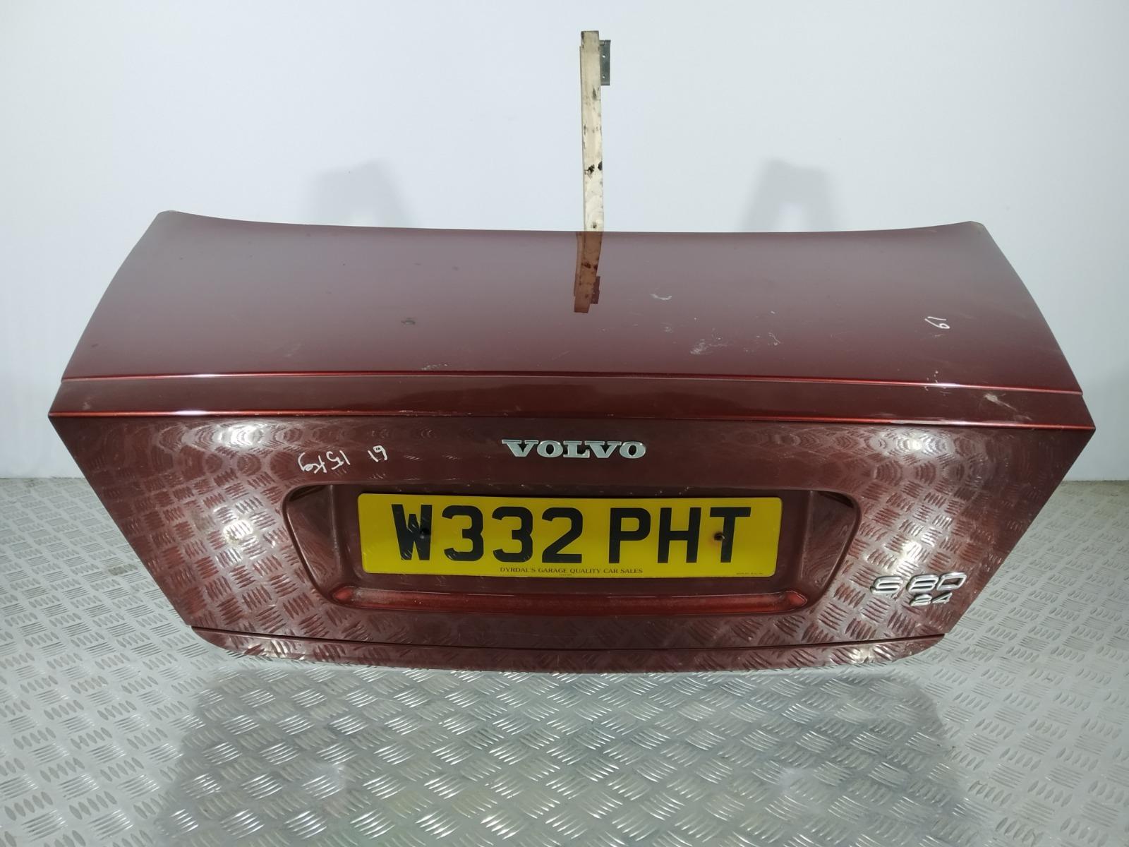 Крышка багажника Volvo S80 2.4 I 2000 (б/у)
