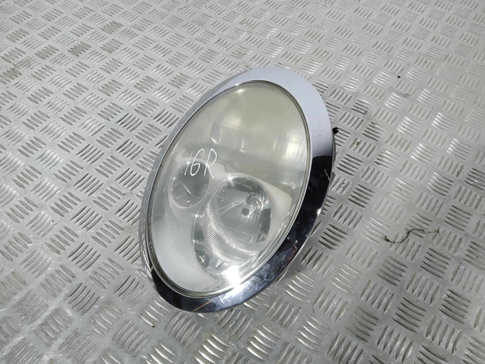 Фара правая Mini Cooper R50 1.6 I 2004 (б/у)