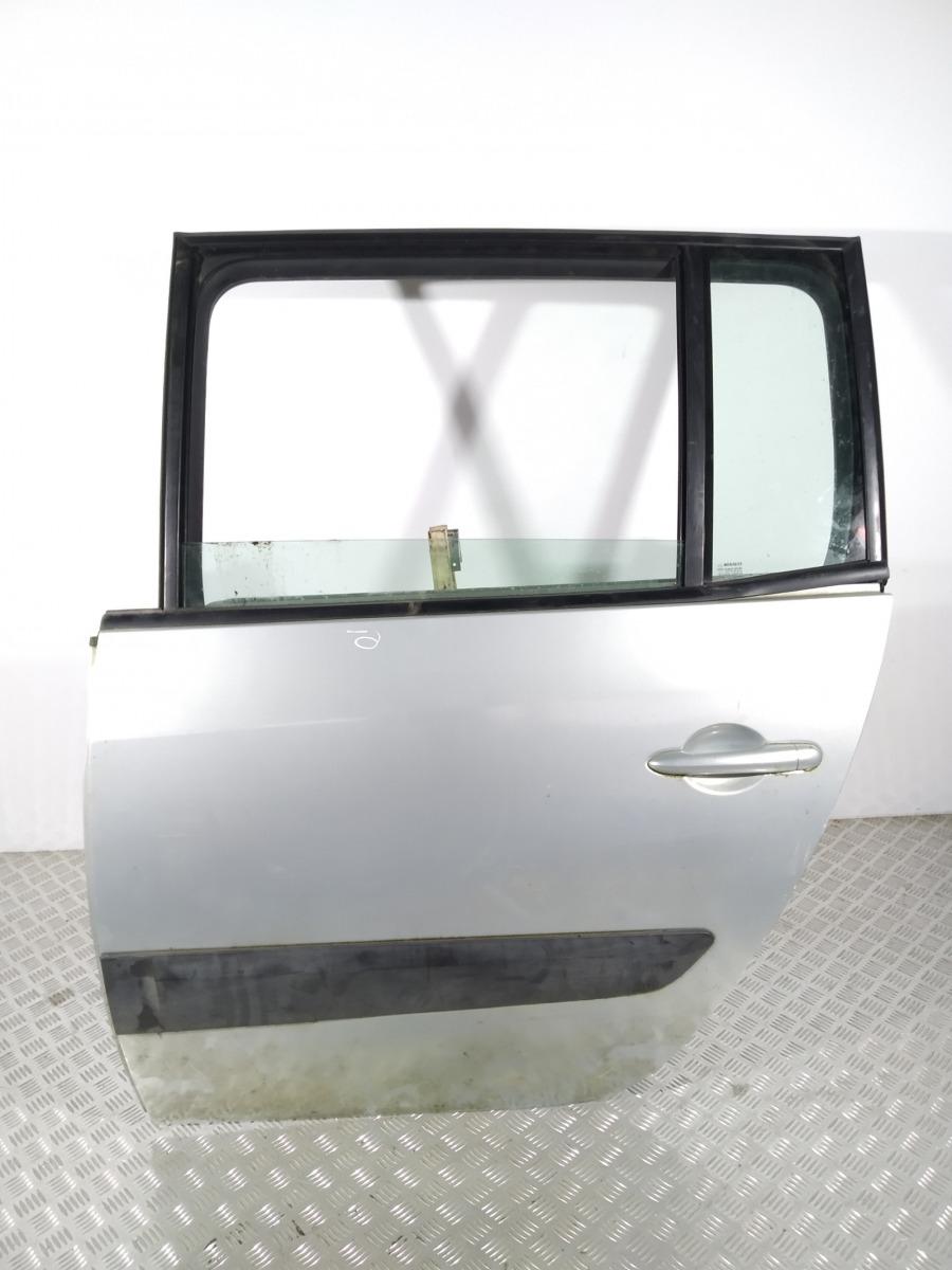 Дверь задняя левая Renault Espace 1.9 DCI 2004 (б/у)