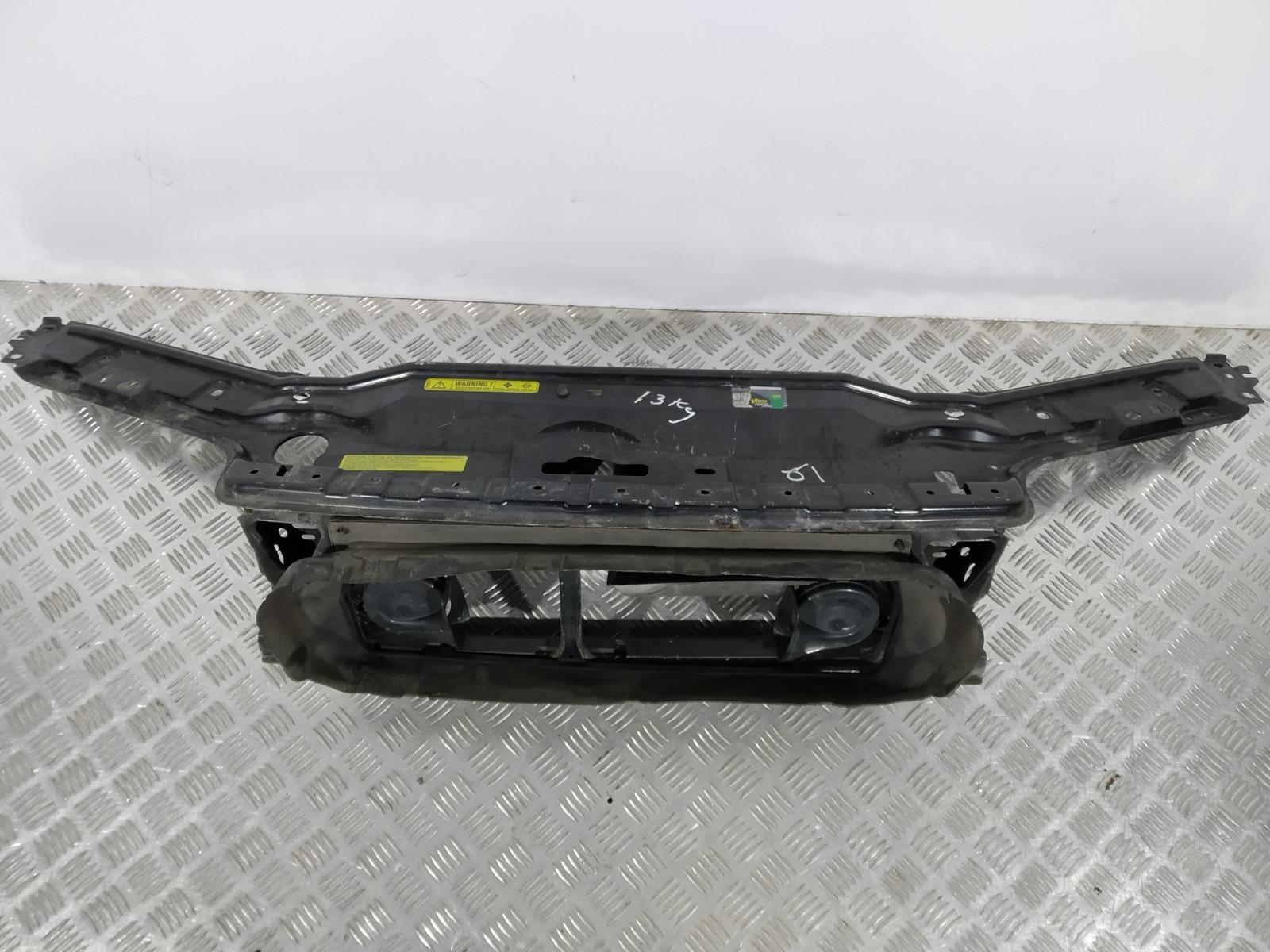 Передняя панель крепления облицовки (телевизор) Volvo S80 2.4 I 2000 (б/у)