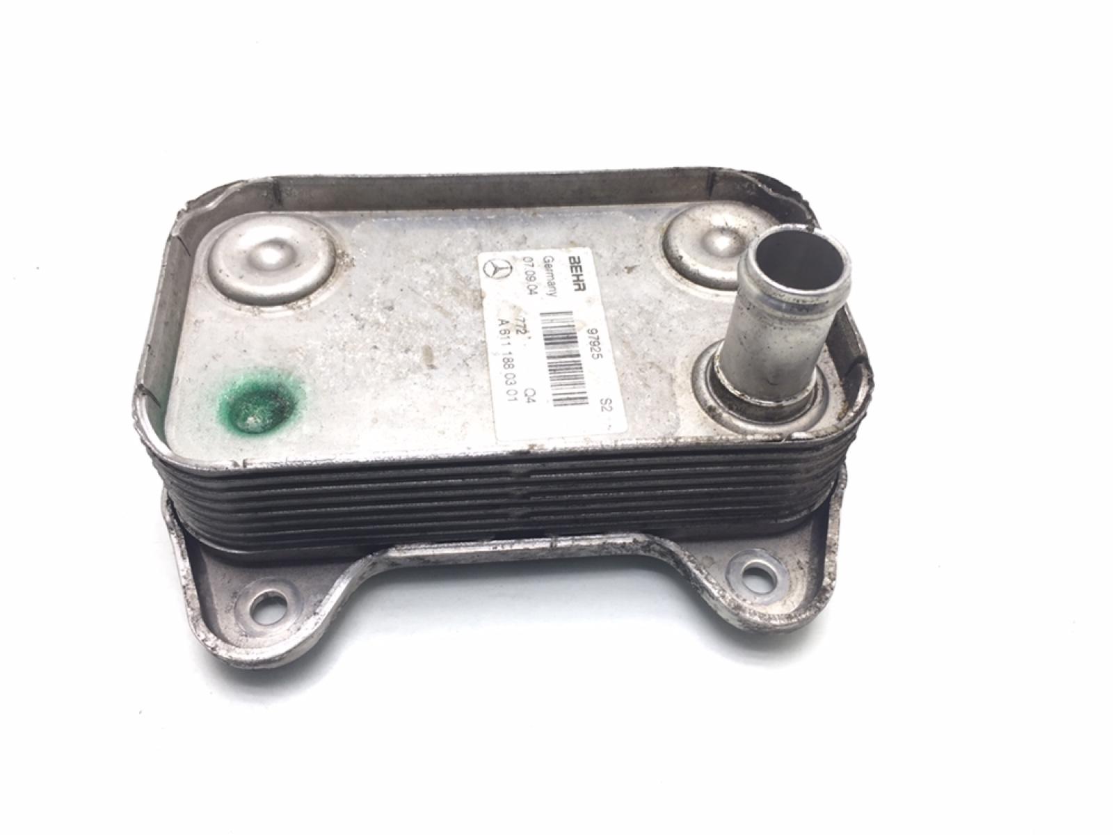 Радиатор масляный Mercedes C W203 2.2 CDI 2004 (б/у)