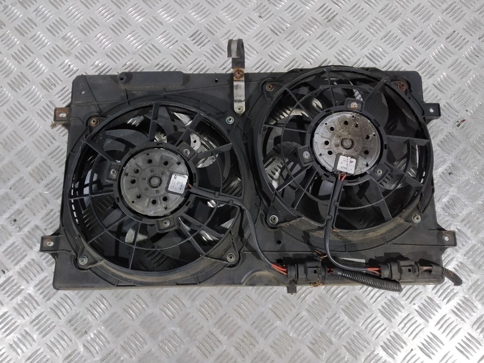 Вентилятор радиатора Seat Alhambra 1.9 TDI 2002 (б/у)