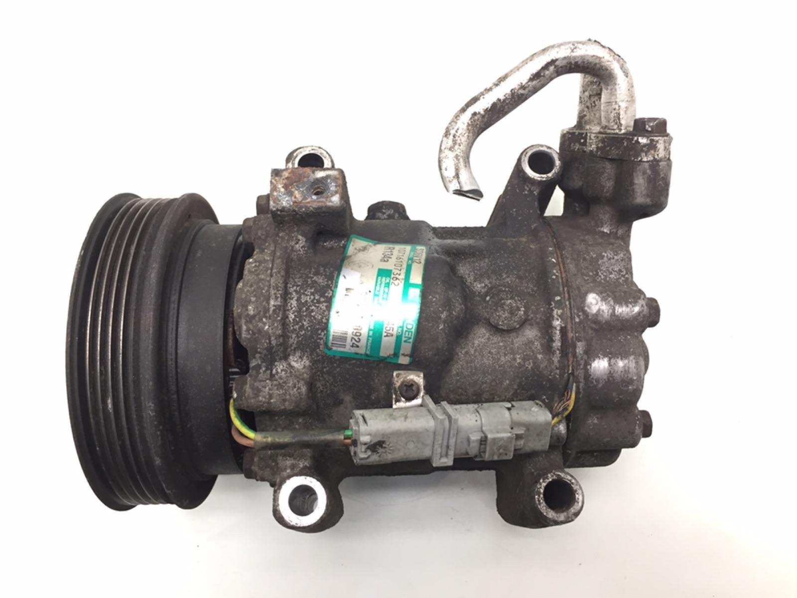 Компрессор кондиционера Nissan Micra K12 1.5 DCI 2004 (б/у)
