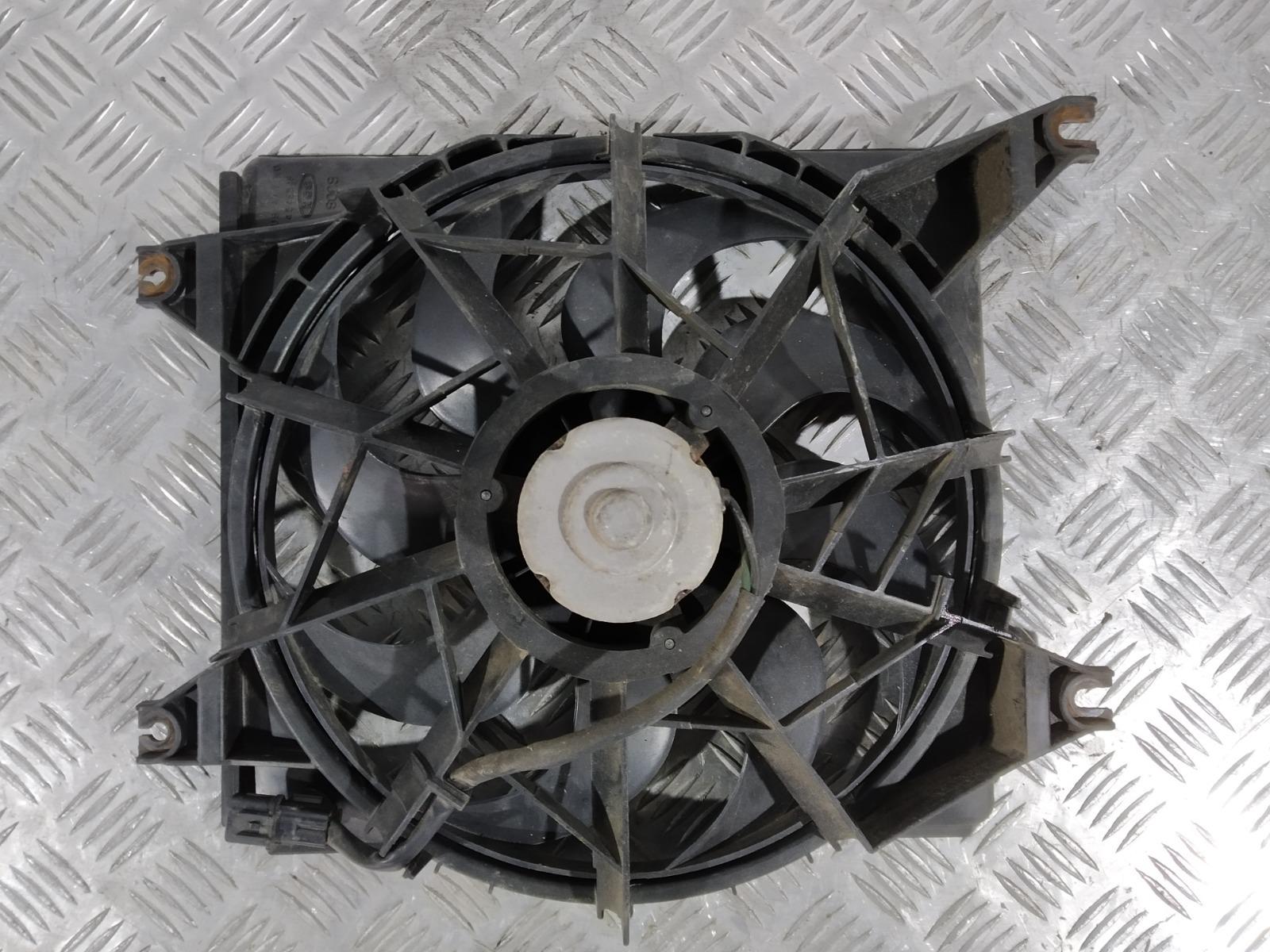 Вентилятор радиатора Hyundai Accent X3 1.5 I 1999 (б/у)