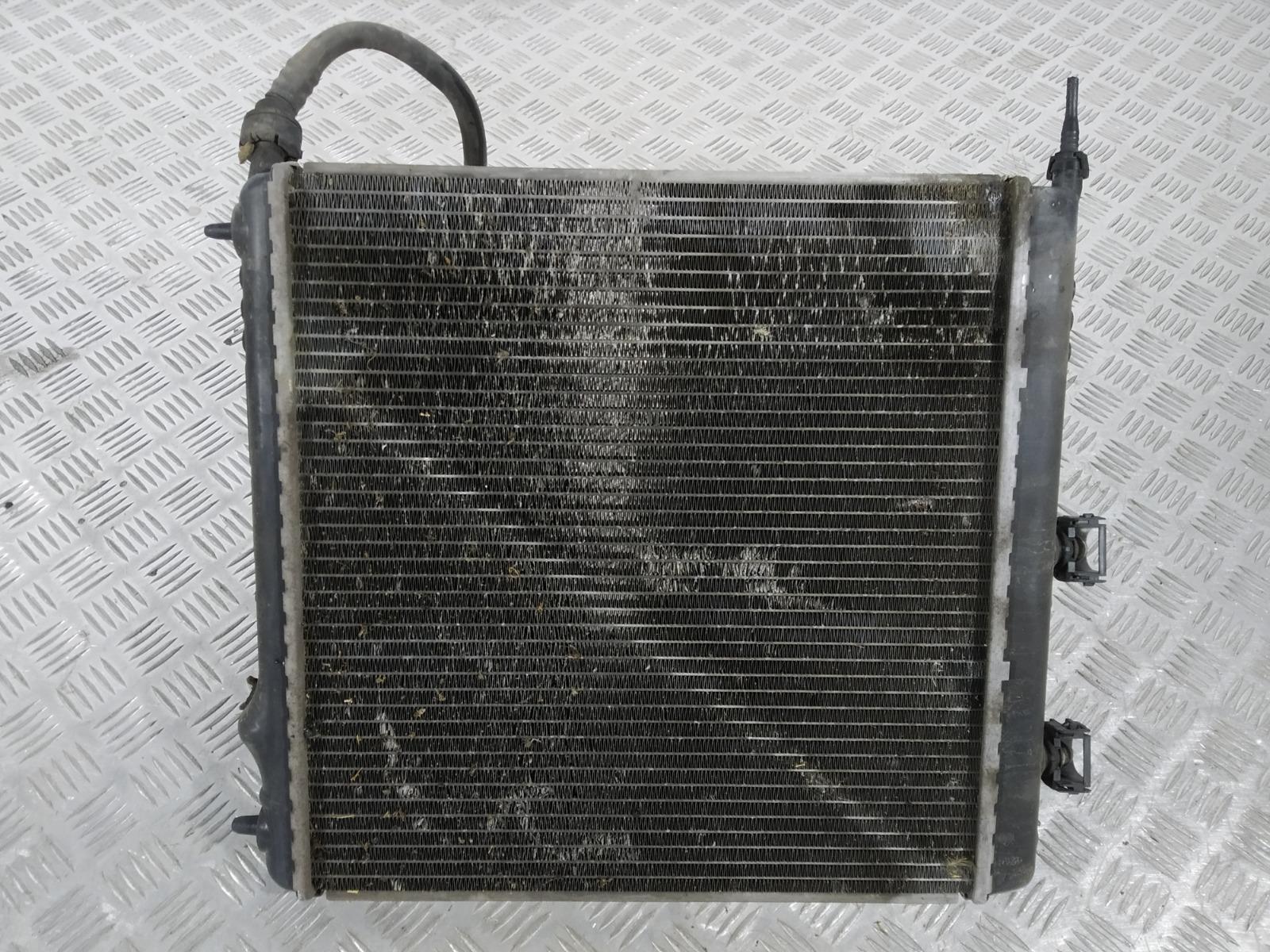 Радиатор (основной) Citroen C3 Pluriel 1.6 I 2004 (б/у)