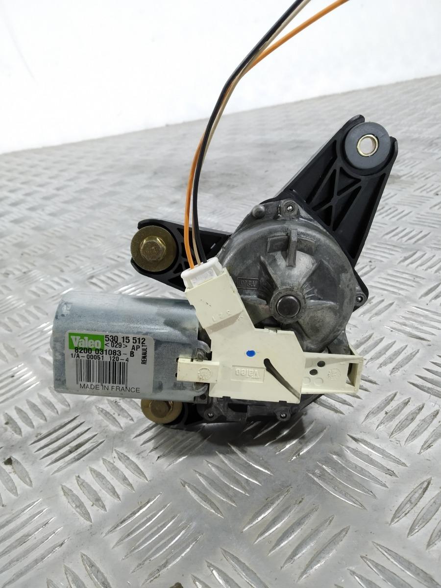 Моторчик заднего стеклоочистителя (дворника) Renault Espace 1.9 DCI 2004 (б/у)