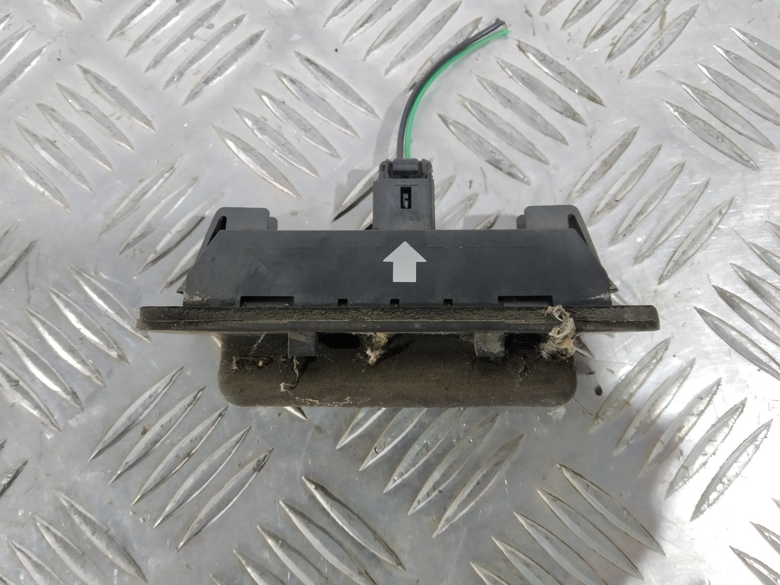 Ручка крышки багажника Renault Espace 1.9 DCI 2004 (б/у)