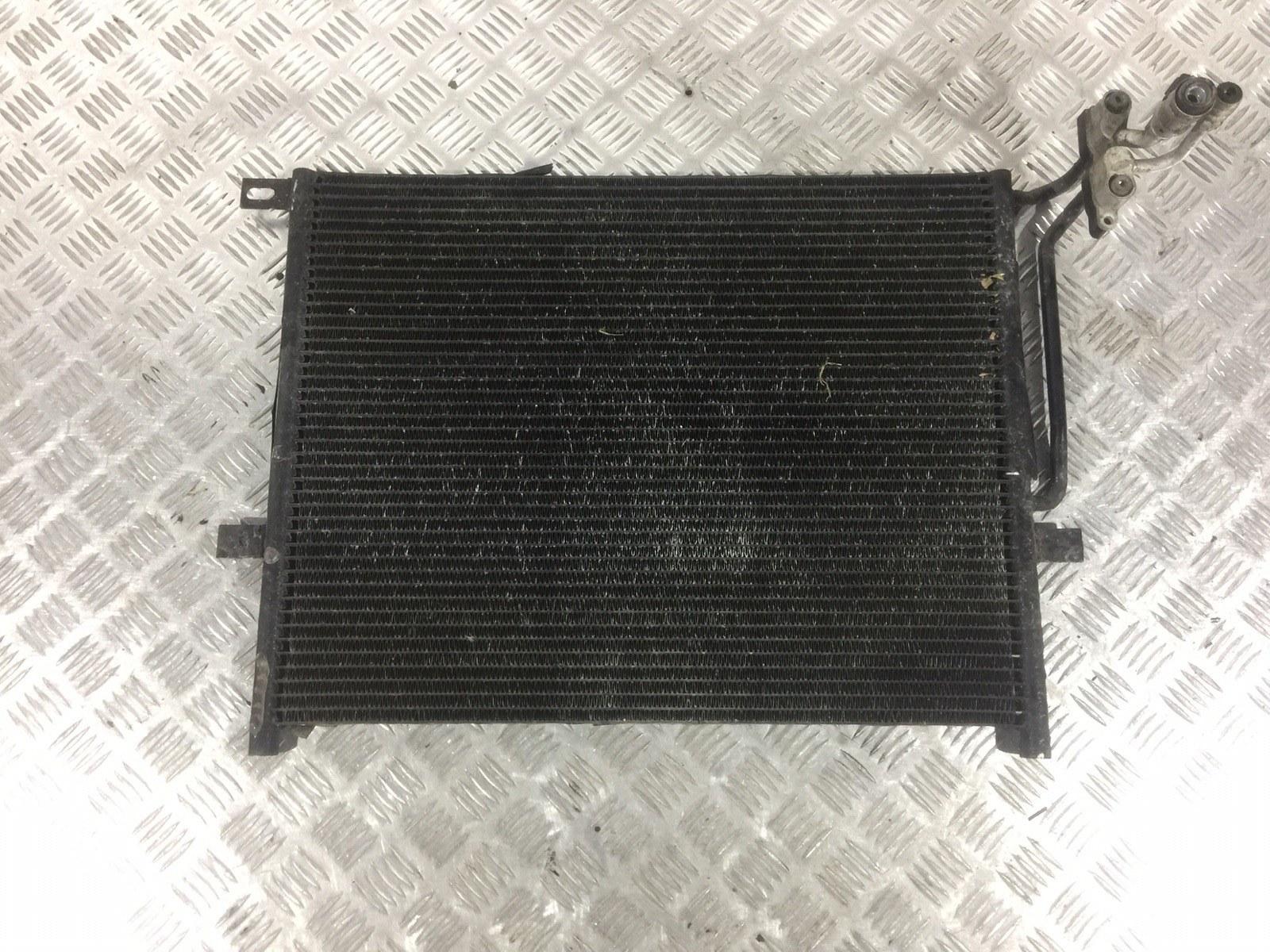 Радиатор кондиционера Bmw 3 E46 2.0 I 2003 (б/у)