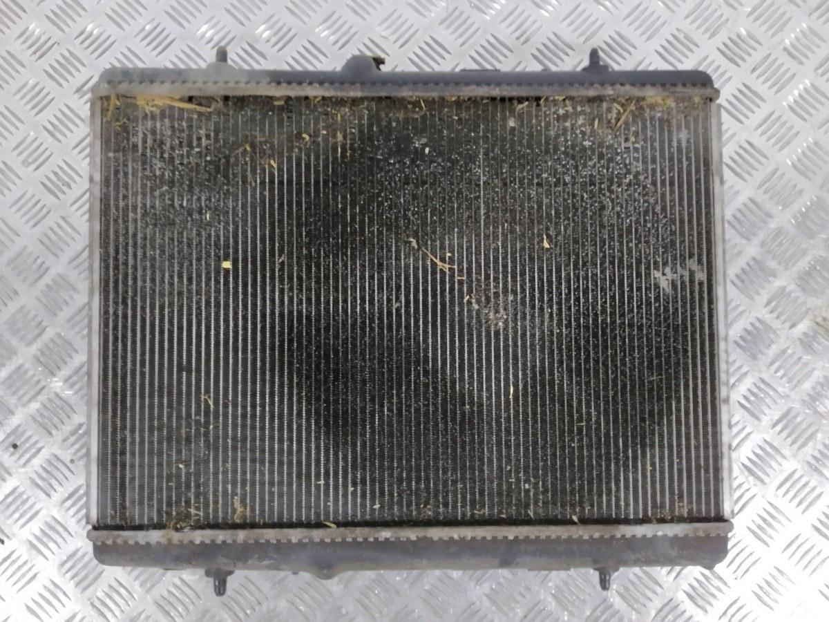 Радиатор (основной) Citroen C4 Picasso 2.0 HDI 2008 (б/у)