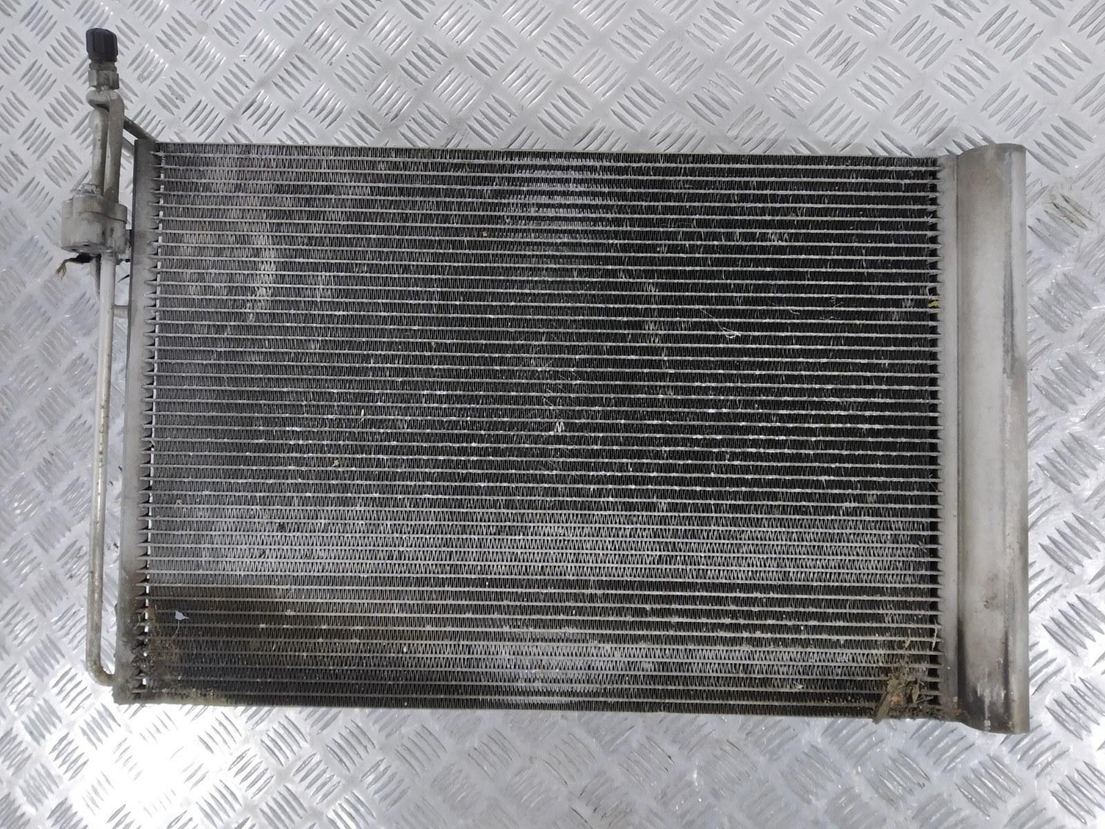 Радиатор кондиционера Bmw 5 E60 2.5 I 2004 (б/у)