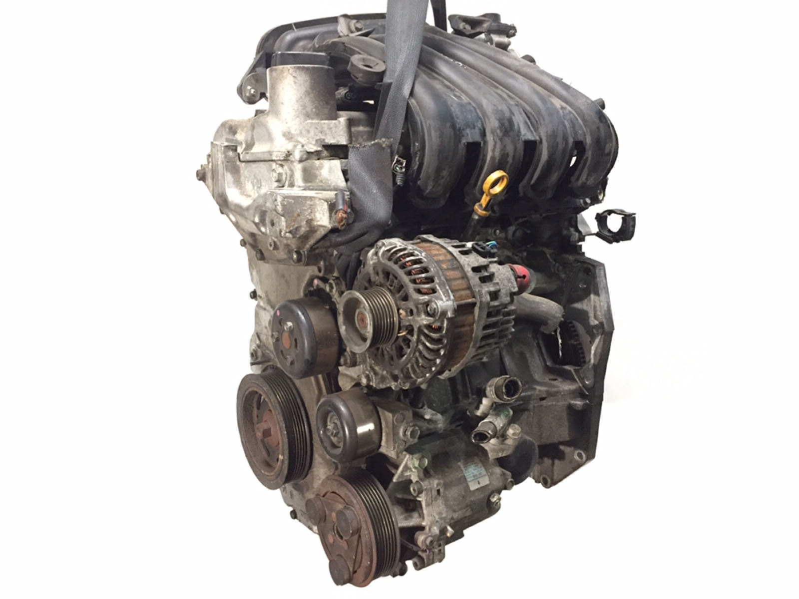 Двигатель бензиновый Nissan Note E11 1.6 I 2007 (б/у)