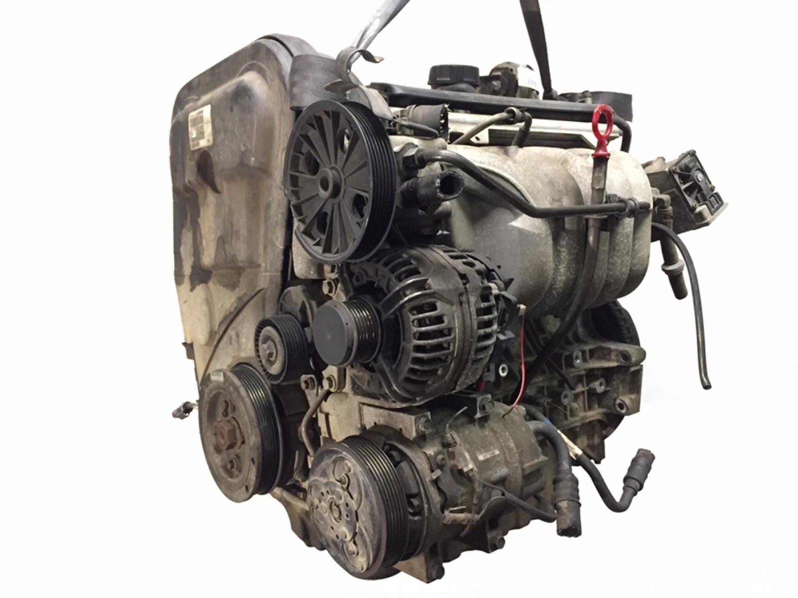 Двигатель бензиновый Volvo V70 2.4 I 2001 (б/у)