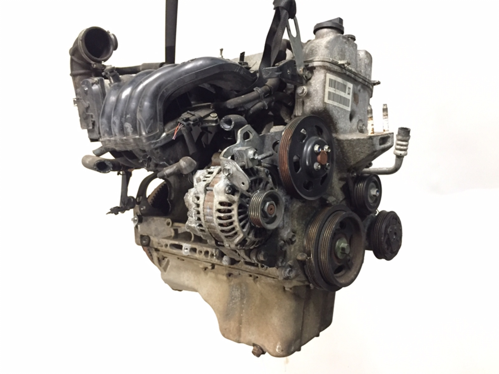 Двигатель бензиновый Opel Agila 1.2 I 2009 (б/у)