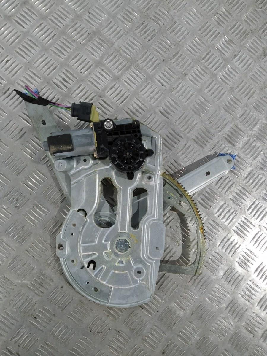Стеклоподъемник электрический передний правый Volvo S60 2.0 TI 2002 (б/у)