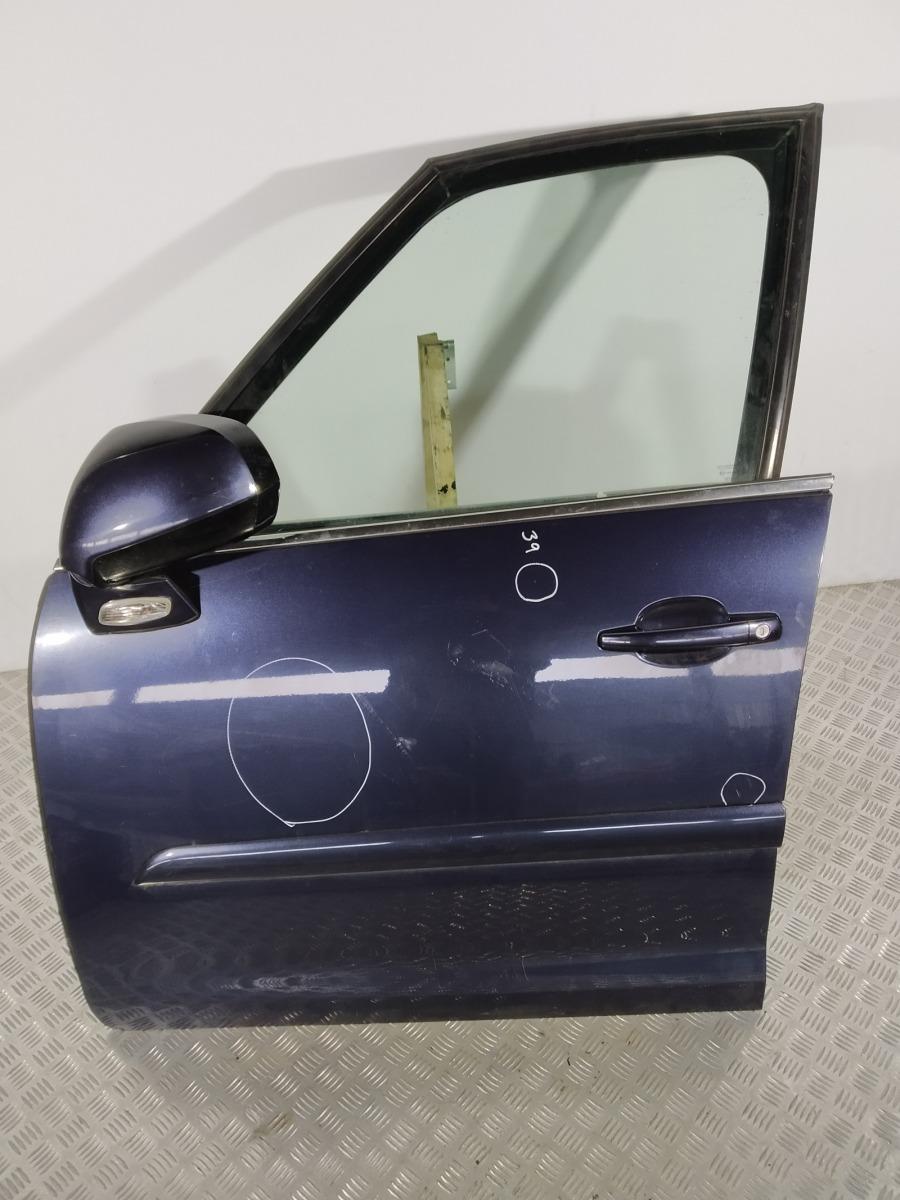 Дверь передняя левая Citroen C4 Picasso 2.0 HDI 2008 (б/у)