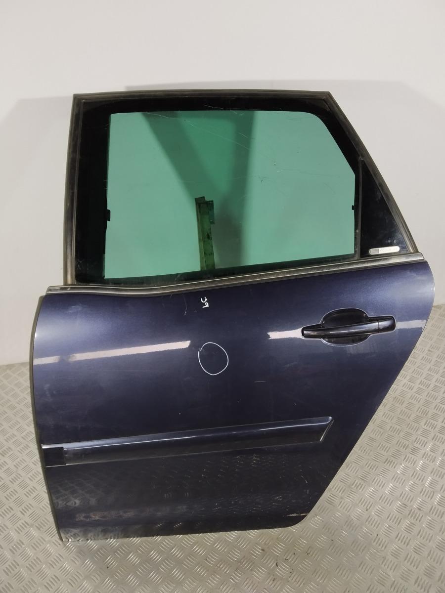 Дверь задняя левая Citroen C4 Picasso 2.0 HDI 2008 (б/у)