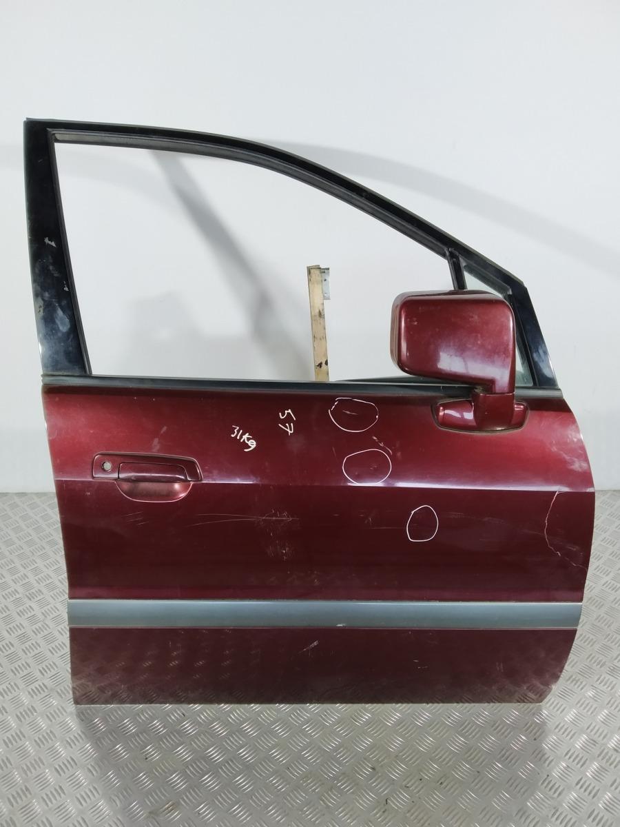 Дверь передняя правая Mitsubishi Space Wagon 3 2.4 I 2001 (б/у)