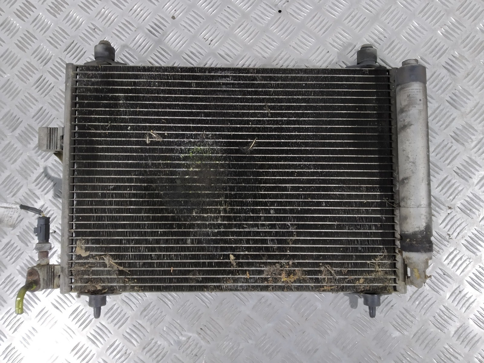 Радиатор кондиционера Citroen C5 2.0 HDI 2006 (б/у)