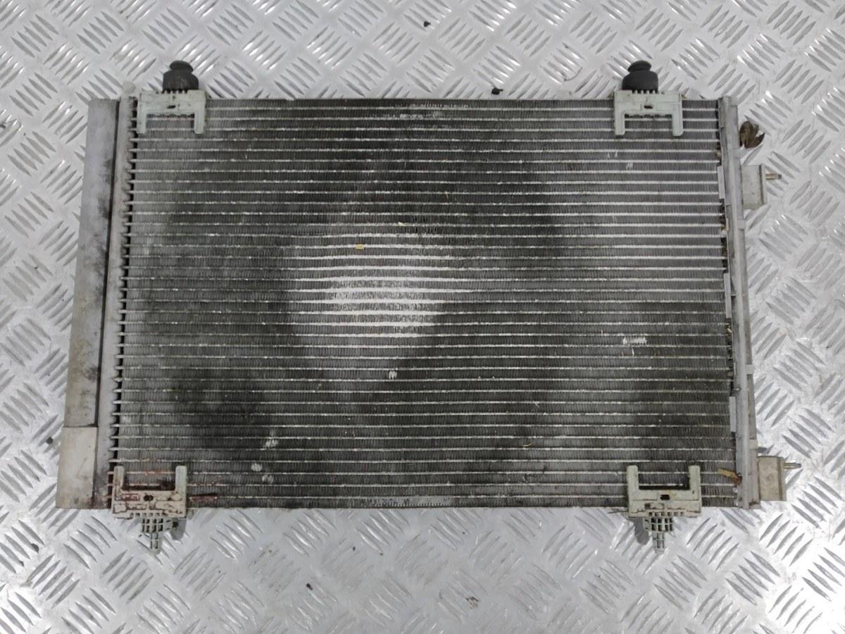 Радиатор кондиционера Citroen C4 1.6 I 2005 (б/у)