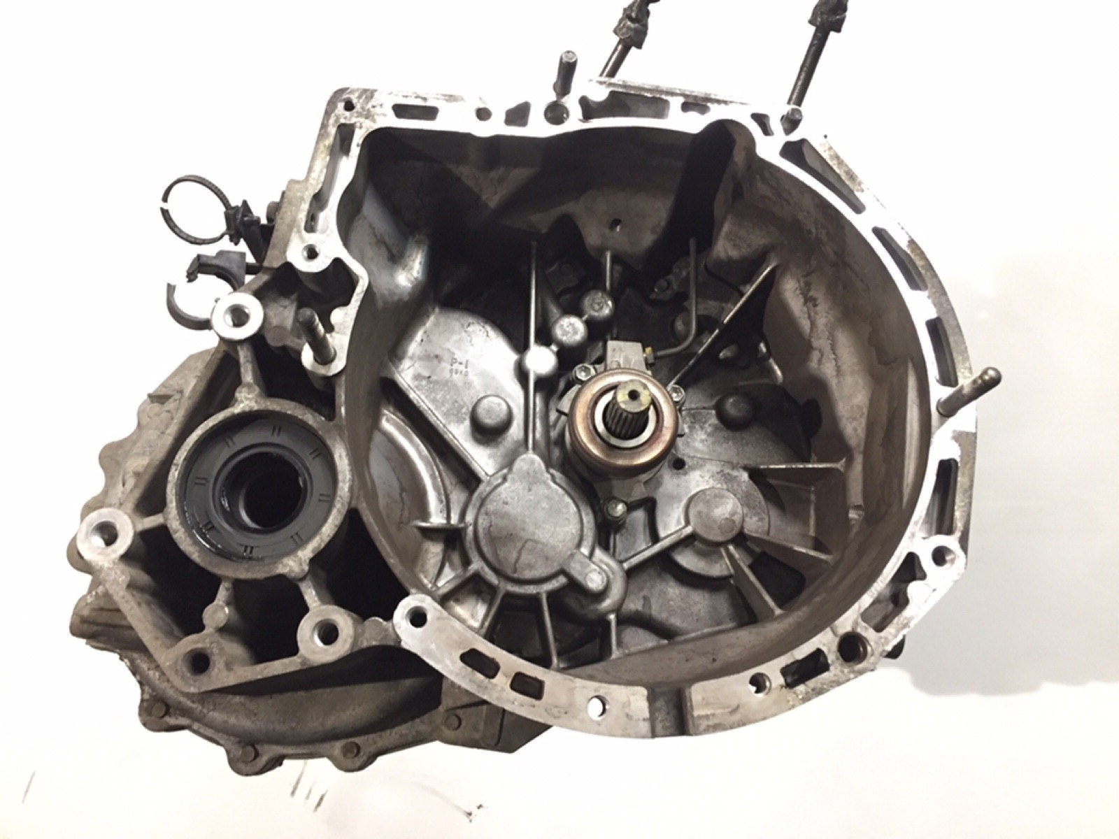 Кпп механическая (мкпп) Suzuki Sx4 1.6 DDIS 2008 (б/у)